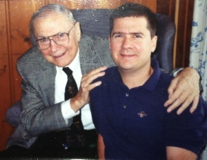 Gran-Gran & My Dad 2001